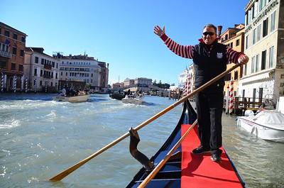 EU: Italy  (The Sights). Monday 13th November - Saturday 18th November 2017