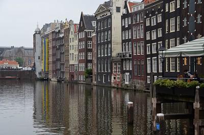 EU: Amsterdam / Hook Van Holland / England. Saturday 2nd June 2018