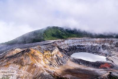 Poas Volcano 2