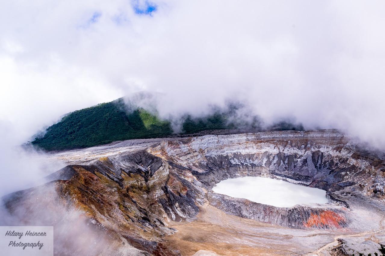 Poas Volcano 3