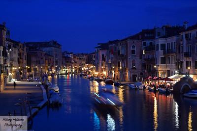 Nighttime in Venice 2