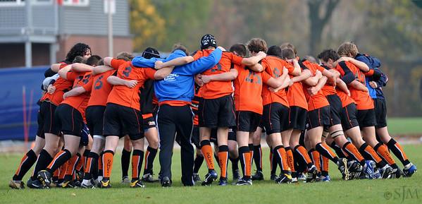 Nederland U18 - U20