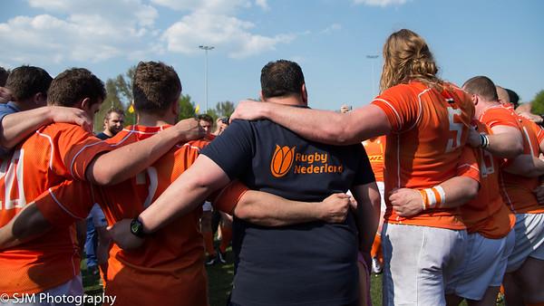 Netherlands vs Ukraine - 7 May 2016