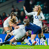 Women's Six Nations 2019 - England Rugby vs Scotland Rugby XV.