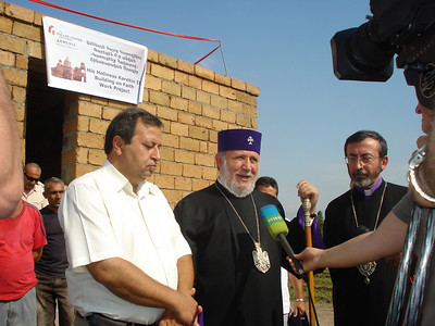 09 07-21 Catholicos with Haytagh Governor. lm