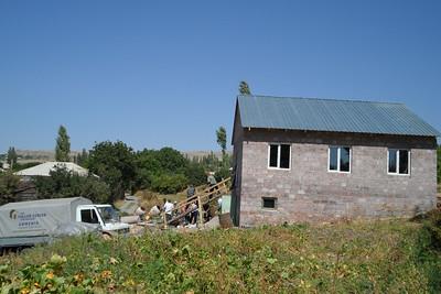 10 09-07 Markosyans' house, Irind village.    gohar