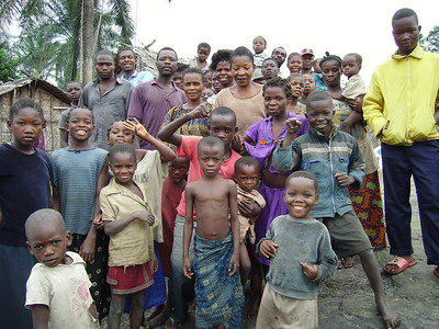 07 07 DRCongo - Congolese people  ds