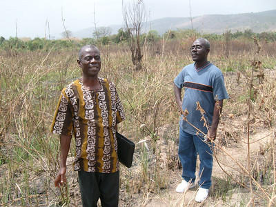 08 01 Ghana - Build site  ds