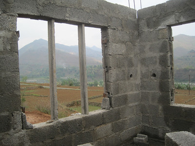 Fuller Center homes in this Nepalese valley have amazing views.