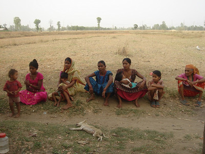 10 04-21  Village women of Kankad. GBT