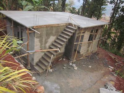 First Fuller Center House in Trishuli, Nuwakot, Nepal