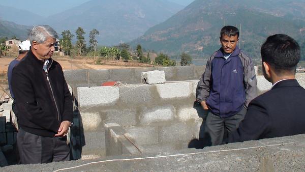 Site visit, Second house