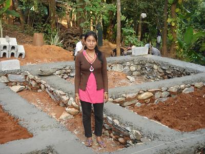 Mrs. Deepa Tamang first home owner