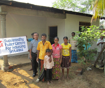 2011 04-01  A happy family moves from a tumbling down shacks to a lovely new house. ranjan