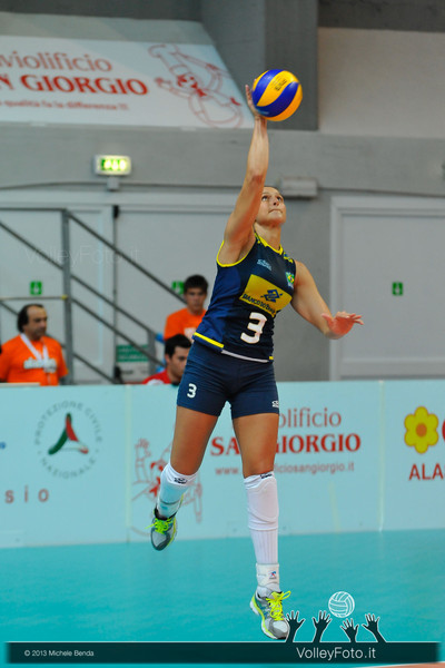 Brasile - Giappone, Alassio Cup
