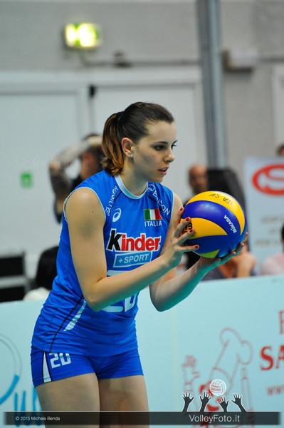 Italia-Brasile, Alassio Cup