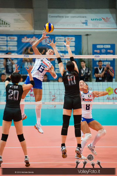 Italia - Giappone, Italy - Japan | Alassio Cup