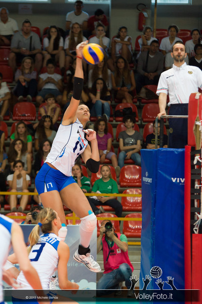 Valentina Diouf Italia - Giappone, Italy - Japan | Alassio Cup