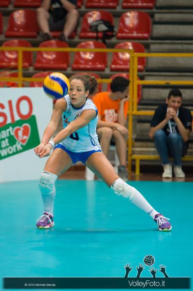 Italia - Giappone, Alassio Cup