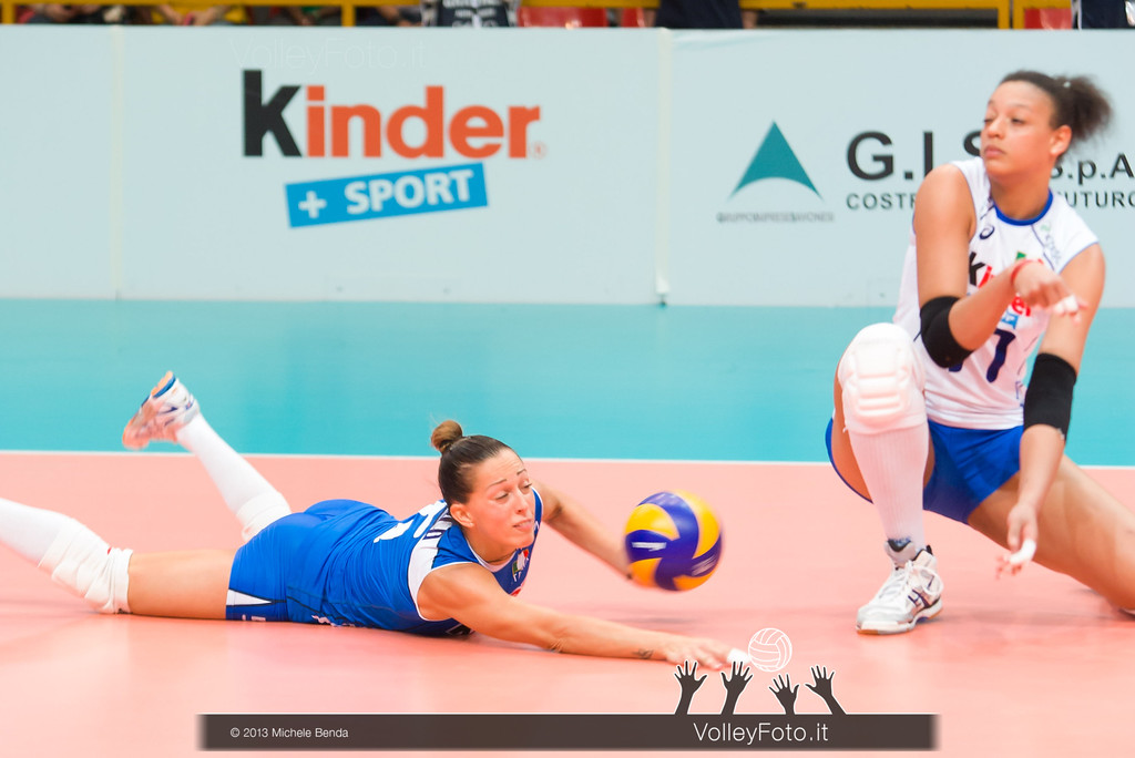 Enrica Merlo Italia - Giappone, Italy - Japan | Alassio Cup