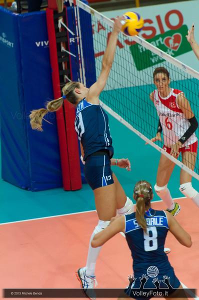 Italia - Turchia, Alassio Cup