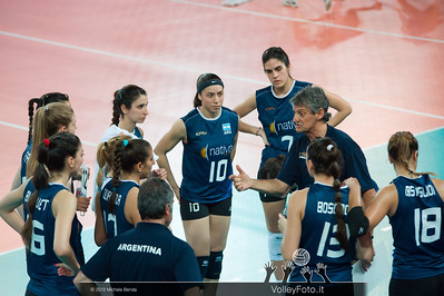 Argentina Time Out, Guillermo Orduna [ARG Coach]