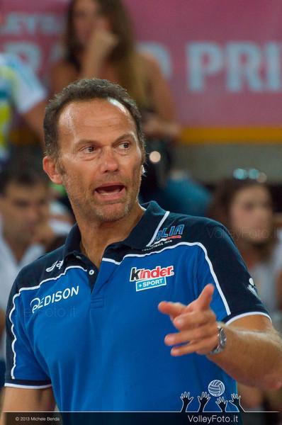 Paolo Tofoli, [ITA], Assistant Coach