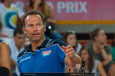 Paolo Tofoli, Italy Assistant Coach