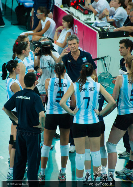 Argentina Time Out
