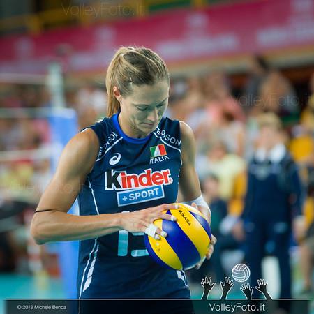Valentina Arrighetti, [ITA] > Italia-Argentina | FIVB Volleyball World Grand Prix 2013 (id: 2013.08.02._MBC4795)