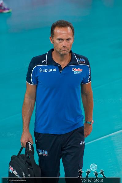 Paolo Tofoli [ITA Assistant Coach]