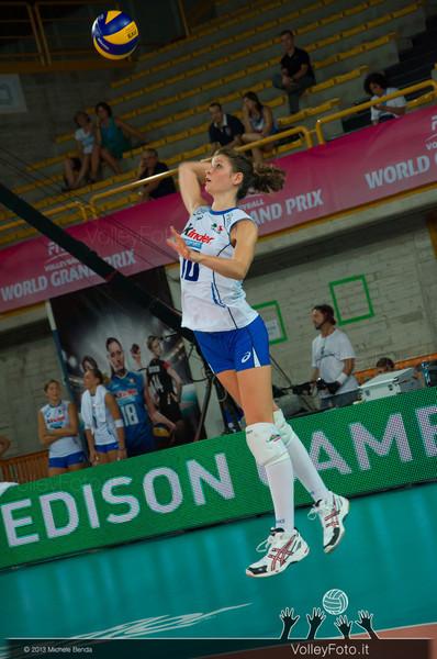 Cristina Chirichella [ITA] serve