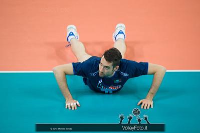 Cristian Savani [ITA] - Italia-Iran, World League 2013 - Modena