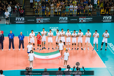 Iran - Italia-Iran, World League 2013 - Modena