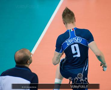 Ivan Zaytsev - Italia-Iran, World League 2013 - Modena