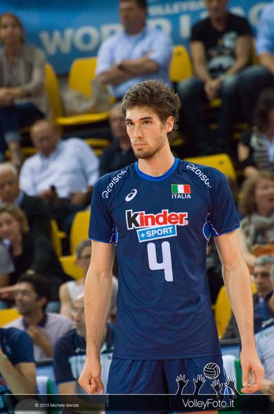 Luca Vettori [ITA] - Italia-Iran, World League 2013 - Modena