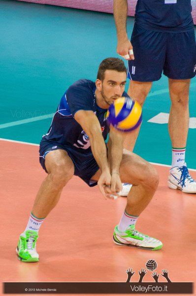 Simone Parodi [ITA] - Italia-Iran, World League 2013 - Modena