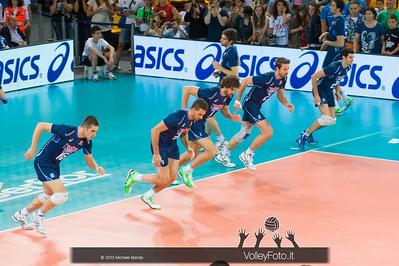 Italia-Iran, World League 2013 - Modena
