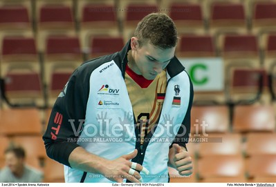 Cuba - Germany | FIVB WCH Poland2014