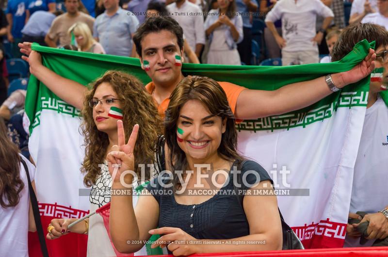 Belgium - Iran