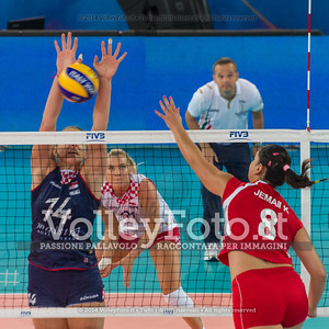 JEMAII Kaouthar, attacks, Karla KLARIĆ, block
