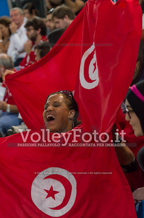 supporters, Tunisia