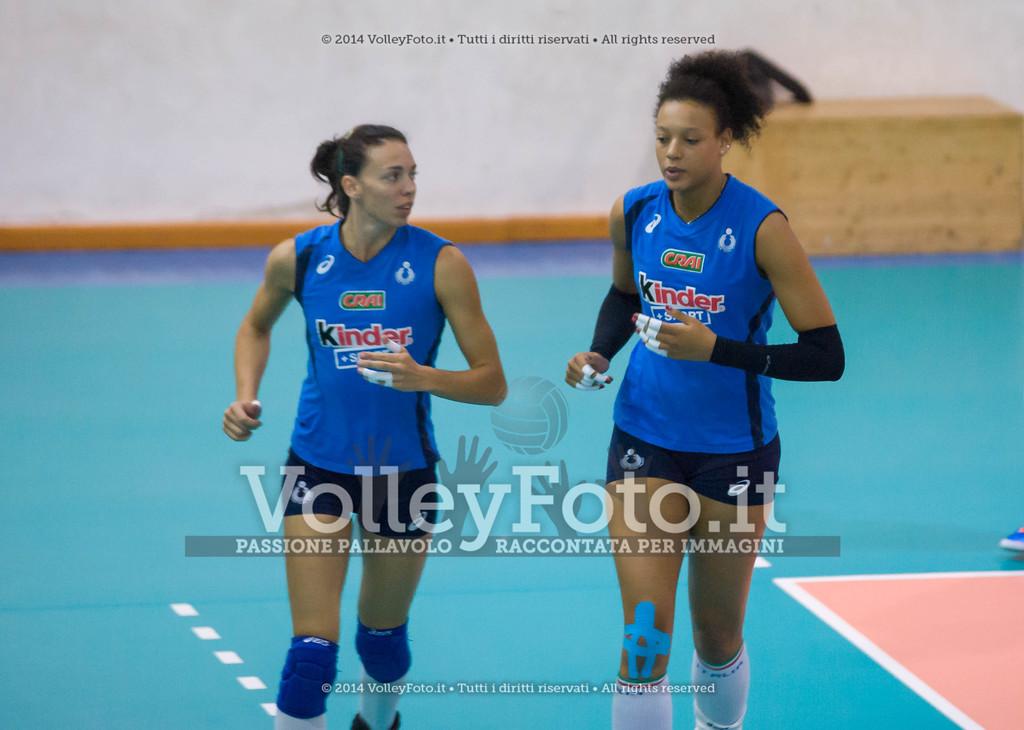 Nadia Centoni, Valentina Diouf