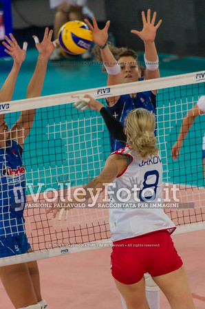 Mia JERKOV, attack