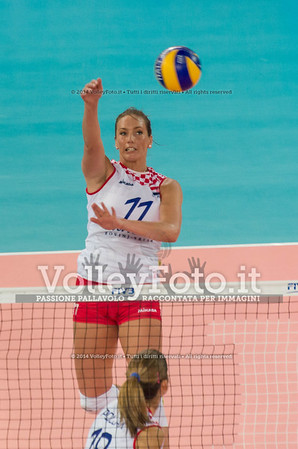 Sanja POPOVIĆ, attacks