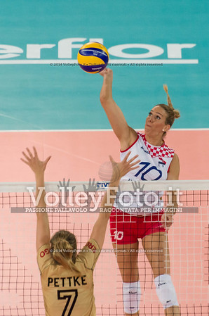 Ivana MILOŠ, attacks