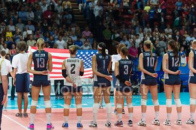 USA, national anthem