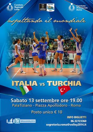 Italia - Turchia