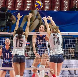 Tatiana KOSHELEVA, attacks
