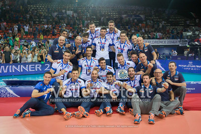 Italy National Men's Volleyball Team [ITA]